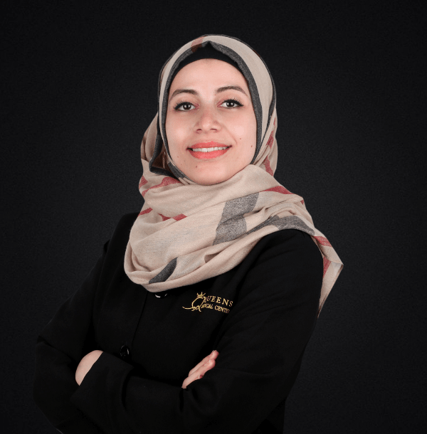 Dr Dana Fahmawi